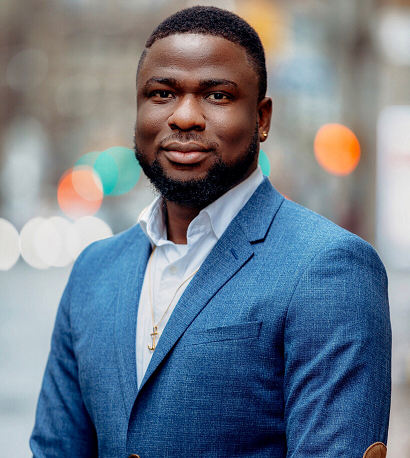 Meet Ezekwueche: Canada-Based Young Pharmacist and Fashionista