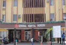 Ikorodu General Hospital Prepares Ahead of Coronavirus Isolation Centre Creation