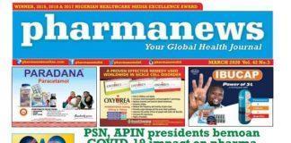 Pharmanews March 2020 Edition