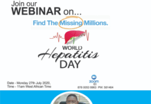Olpharm Holds Webinar on World Hepatitis Day 2020