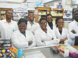 34 Pharmacists Test Positive for COVID-19