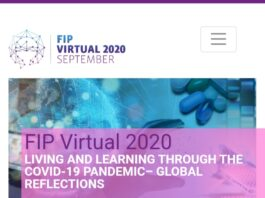 FIP Virtual Congress 2020 Holds from 4 to 25 September