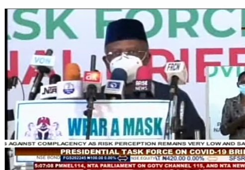 COVID-19: FG Initiates Measures to Prevent Importation of Infection