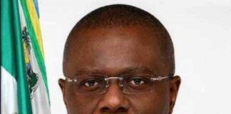 Breaking: Gov Sanwo-Olu goes into self-isolation