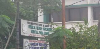 80% of Males in Our Short Stay Ward are Drug Patients- MD, FNPH, Yaba