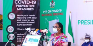 NCDC Records 1565 COVID-19 Cases, 2nd Highest Daily Count