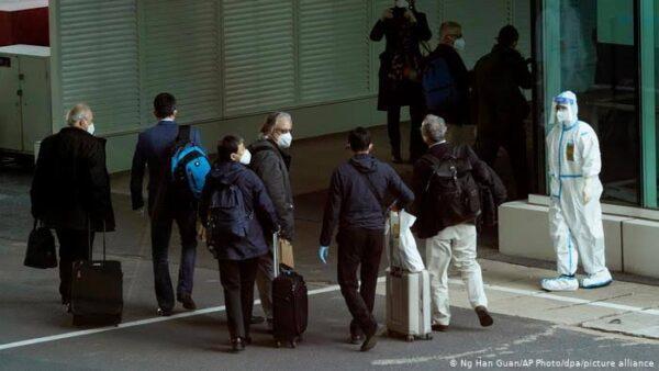 WHO Team Investigating COVID-19 Origins Arrives China Thursday