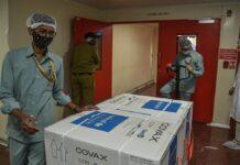Just In: Ghana gets First COVAX Vaccine Doses Delivered